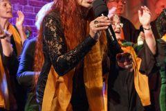 Solistin Angelika Eichhorn