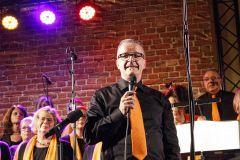 Chorleiter Rainer Groß